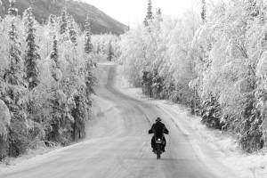 Téli motorozás – Mire figyeljünk?
